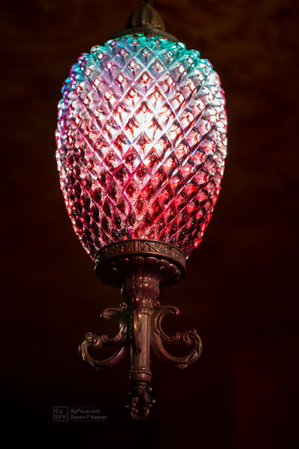 Stained Lamp